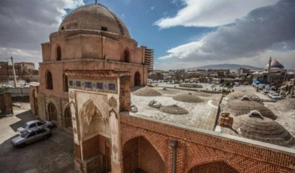 احیای حجره های مسجد جامع ارومیه