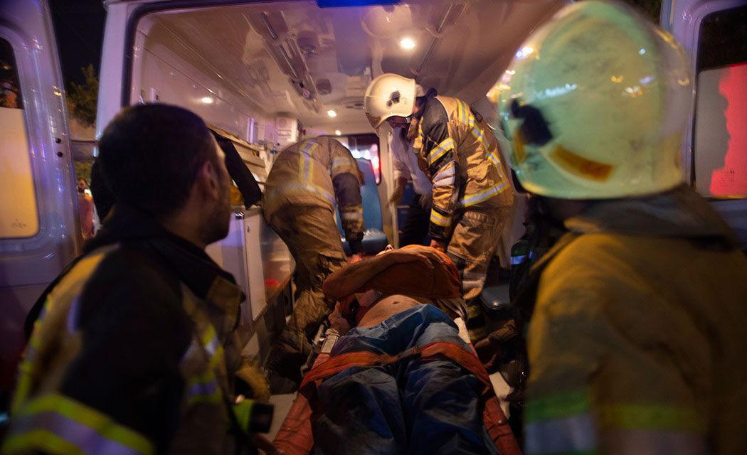 خبرنگاران بیشتر جان باختگان و زخمی های حادثه سینا مراجعه کنندگان و کادر درمانی هستند