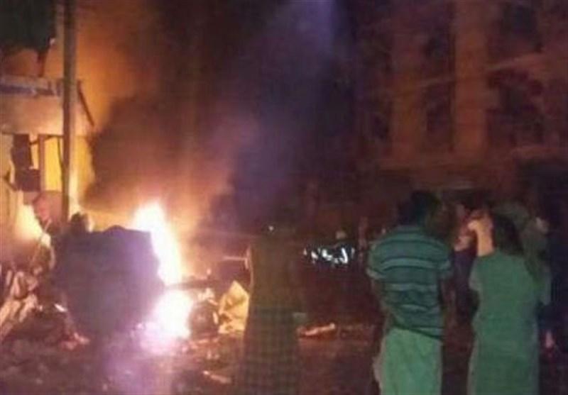 جنوب یمن، شنیده شدن صدای انفجار در شهر عدن