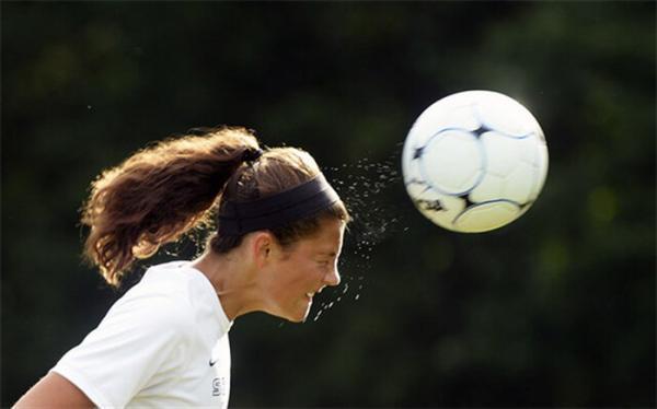 ضربه مغزی در زنان ورزشکار 50 درصد بیشتر از مردان است
