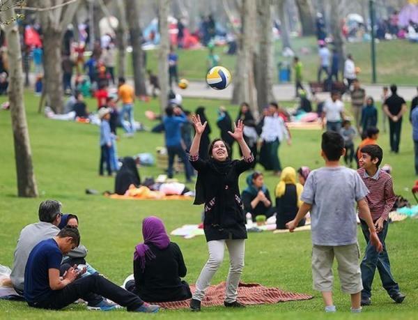سیزده به در در تهران ممنوع شد