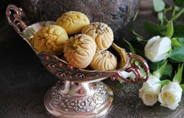 طرز تهیه شیرینی بهشتی یا آردی؛ مخصوص عید نوروز