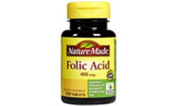 اسید فولیک (FOLIC ACID)